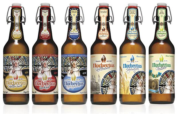 Norbertus-bottiglie
