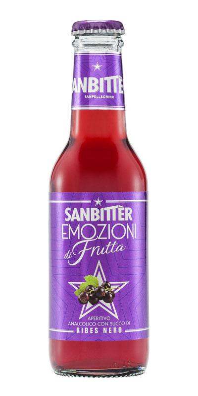 Un'emozione dissetante e dal sapore speziato. Emozioni al Ribes Nero è l'ultima novità della Sanpellegrino. Un aperitivo analcolico al sapore di Ribes Nero.