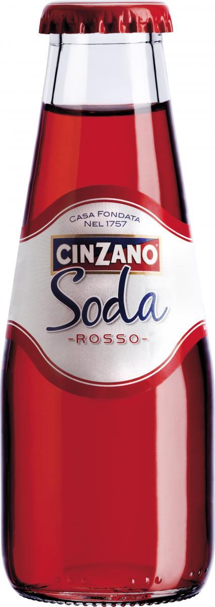 Cinzano Soda è l'aperitivo a contenuta gradazione alcolica perfetto da bere al... in due varianti: Cinzano Soda Bianco e Cinzano Soda Rosso.