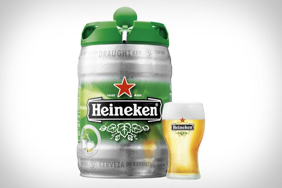Heineken Mini-tank