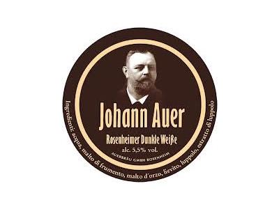 Johann Auer Dunkel Weisse