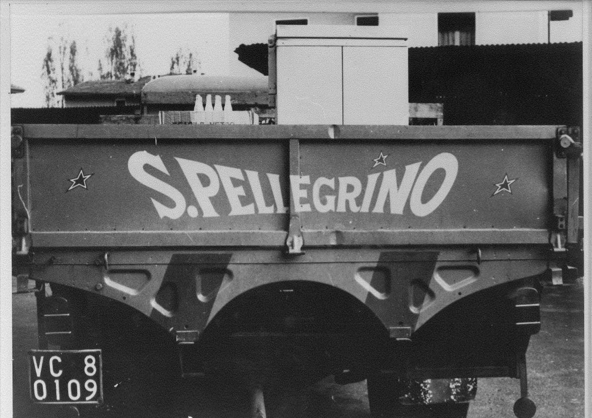 Foto storiche Azienda - Beabevande San Pellegrino