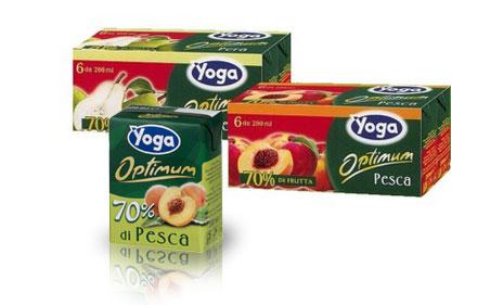 Succhi di Frutta in Formato Monodose: in Brik e in Vetro, pensati per i bambini ma adatti anche agli adulti di tutte le età.